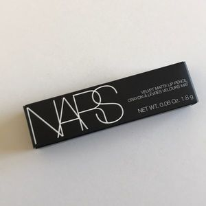 Nars Let's Go Crazy Velvet Matte Lip Pencil